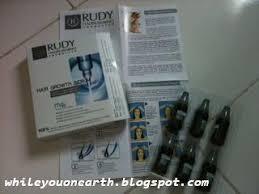 Serum Rudy Hadisuwarno while you on earth rudy hadisuwarno hair growth serum