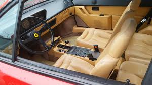 80s ferrari the interior of a mid 80s ferrari 308 4160x2340 carporn