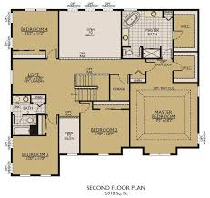 Fox And Jacobs Floor Plans Jensen Ii Floor Plans William Ryan Homes