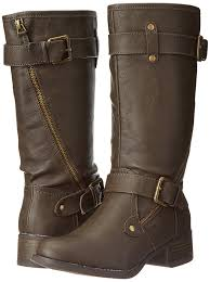 tall motorcycle riding boots amazon com wild pair women u0027s poulsbo motorcycle boot mid calf
