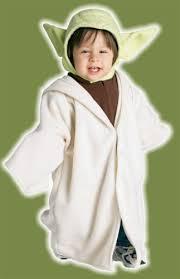 Star Wars Halloween Costumes Babies Baby Yoda Costume
