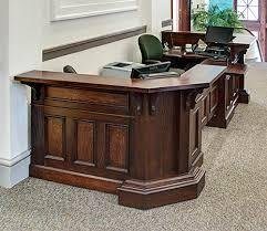 Vintage Reception Desk Ivy Tech John Waldron Arts Center Reception Desk Nr Hiller