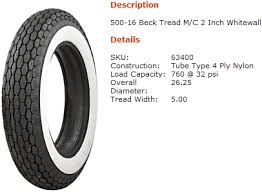 Double White Wall Motorcycle Tires Sylmar Auto Ville Motorcycles Motocyclettes