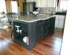 unfinished kitchen island with seating rta unfinished kitchen cabinets medium size of to assemble kitchen