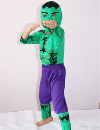 Toddler Halloween Shirt by Children Halloween Costume Boy The Hulk Costume 3 4 5 6 7 Kid