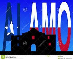 Alamo Flag Alamo Flag With Musket Royalty Free Stock Photo Cartoondealer