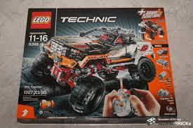 lego porsche box technicbricks tbs techreview 15 u2013 9398 4x4 crawler