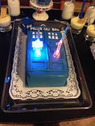 tardis cake topper dr who tardis birthday cake