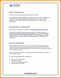 small business plans template bakery plan sle pdf exles free