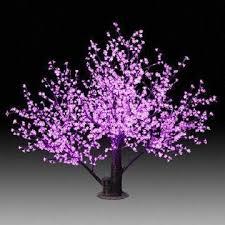 china bright shining led cherry blossom tree light from jiangyin