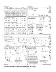 grade 6 texas sample excel math