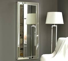 mirror and jewelry cabinet standing mirrored jewelry armoire attractive cheval mirror floor