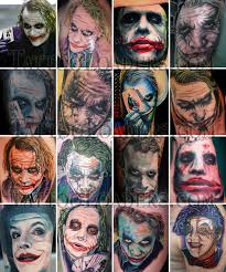 joker tattoos loaders designs tribal