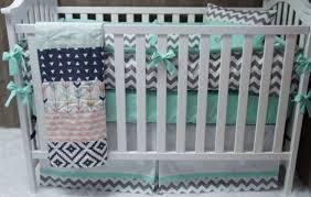 baby nursery bedding crib set woodland by babylooms custom