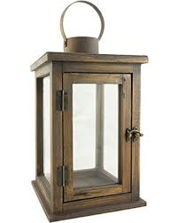 Lantern Table L Spectacular Deal On Stonebriar 12 5 Inch Rustic Wooden Candle