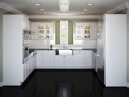 Small U Shaped Kitchen With Island White U Shaped Kitchen Designs U2014 Bitdigest Design U Shaped