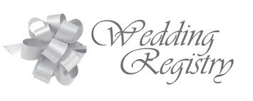 alternative wedding registries learn all about wedding registry from this decoration