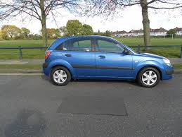 kia rio 1 5 diesel 2006 56 only 40k fsh from kia excellent