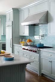 Vintage Blue Cabinets Blue Kitchen Cabinets Cottage Kitchen Sherwin Williams