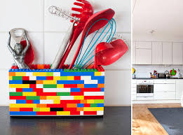 lego kitchen island 21 insanely cool diy lego furniture and home decor creations