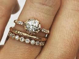 how to out an engagement ring the brilliant new way to out an engagement ring whowhatwear au