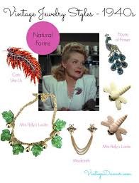 vintage necklace styles images 1940s jewelry styles and history jpg