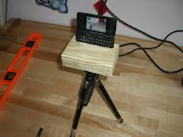 Homemade Phone Stand by Env2 Camera Phone Tripod Mount