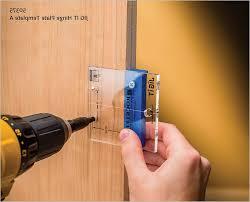 Cabinet Door Hinge Jig Cabinet Door Hinge Jig New Each Jig It Template Features An