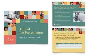 non profit association for children powerpoint presentation