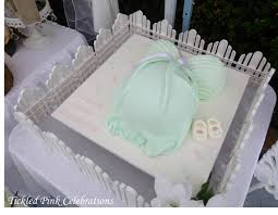 enchanted garden baby shower cake baby shoe cake mommy u0027s belly