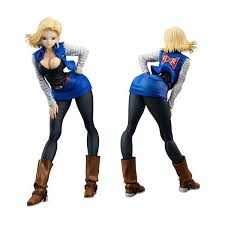 z android 18 z android 18 lazuli anime collection ramengear