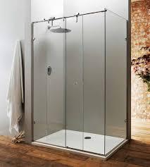home design modern sliding glass shower doors tv above fireplace