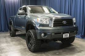 lifted 2007 toyota tundra trd off road 4x4 northwest motorsport