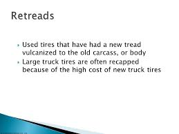 High Tread Used Tires Tire Wheel And Wheel Bearing Fundamentals Ppt Video Online