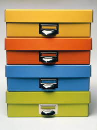 Office Wall Organization System by Set Up A Household Filing System Hgtv