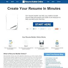 resume builder free template free simple resume builder free resume builders printable