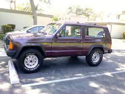 purple jeep cherokee where are purple xjs at jeep cherokee forum