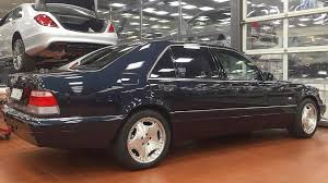 mercedes s class 1997 mercedes s class 5 0 320hp 1997 year automatic transmission
