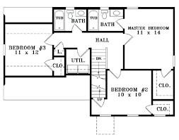 3 bedroom 2 bath floor plans simple 3 bedroom floor plans processcodi
