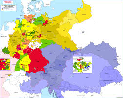 France Germany Map by Greater Lesser Least German Solutions A Different Unification