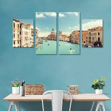 online get cheap cityscape wall decals aliexpress com alibaba group funlife cityscape wall poster diy living room bedroom decorative accessories 4 pcs brief wall paper frameless wall decals