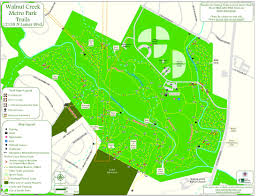 Austin Maps by Walnut Creek Metro Park Trails Map 12138 N Lamar Blvd Austin