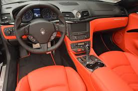 maserati granturismo 2016 red 2017 maserati granturismo convertible sport stock m1636 for sale