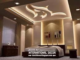modern suspended ceiling lights for bedroom false ceiling lighting