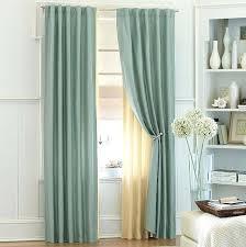 Blue Burlap Curtains Light Blue Burlap Curtains Blue Burlap Curtains Bazaraurorita