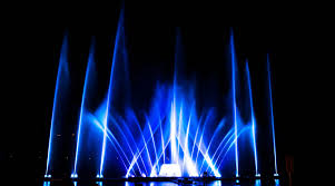 Curtain Dancing Dancing Water At The Magic Lake Show Your Holiday In Salzburg