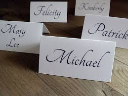 diy place cards 3 diy wedding place card ideas groom