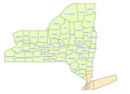 Counties In Ny State Map How The Other Third Lives A Focus On Upstate York
