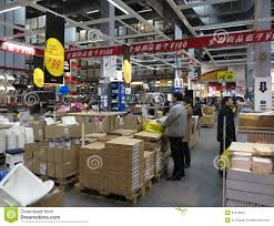 ikea warehouse editorial photography image 31278907