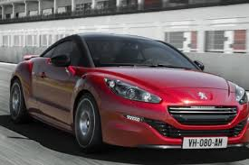 peugeot rcz price peugeot confirms uk pricing for 270hp rcz r performance coupe